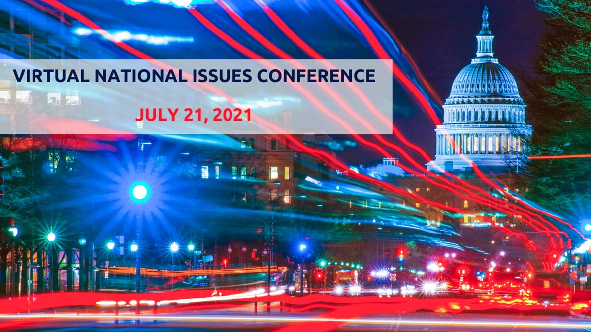 Construction Employers of America National Issues Conference 2021